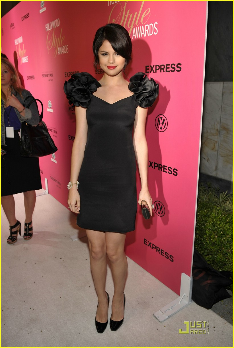 Selena Gomez Is Marchesa Magnificent Photo 312421 Photo Gallery Just Jared Jr