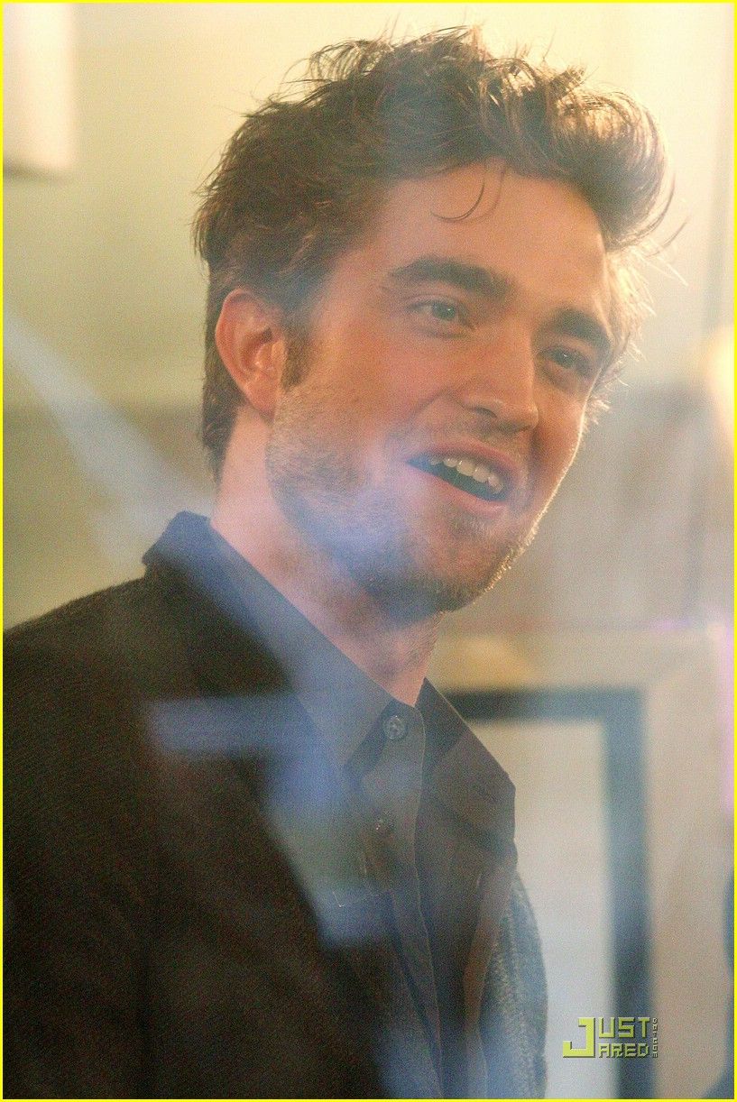 robert pattinson today show 14