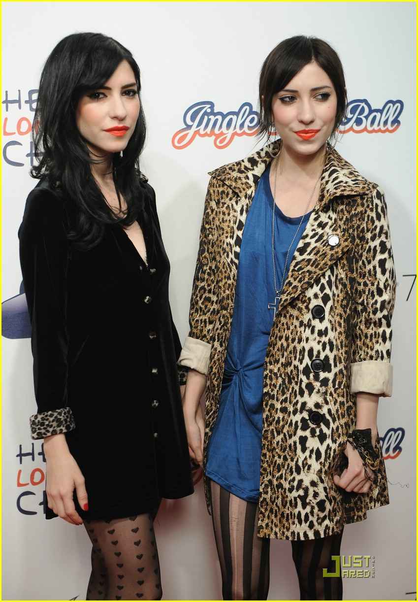 veronicas jingle bell ball 01