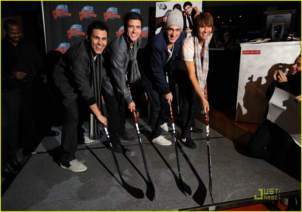 big time rush peace planet 38