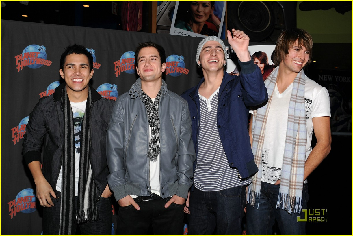 big time rush peace planet 41