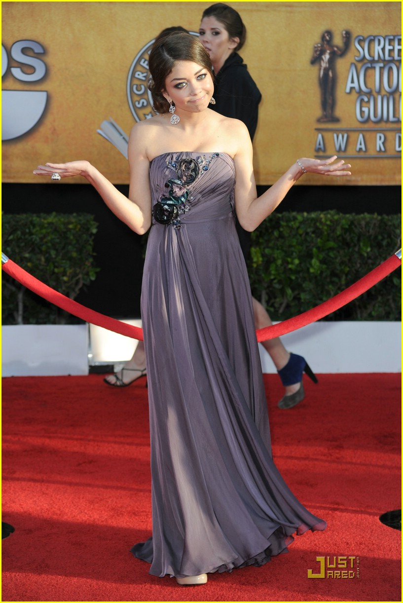 sarah hyland sag awards 02