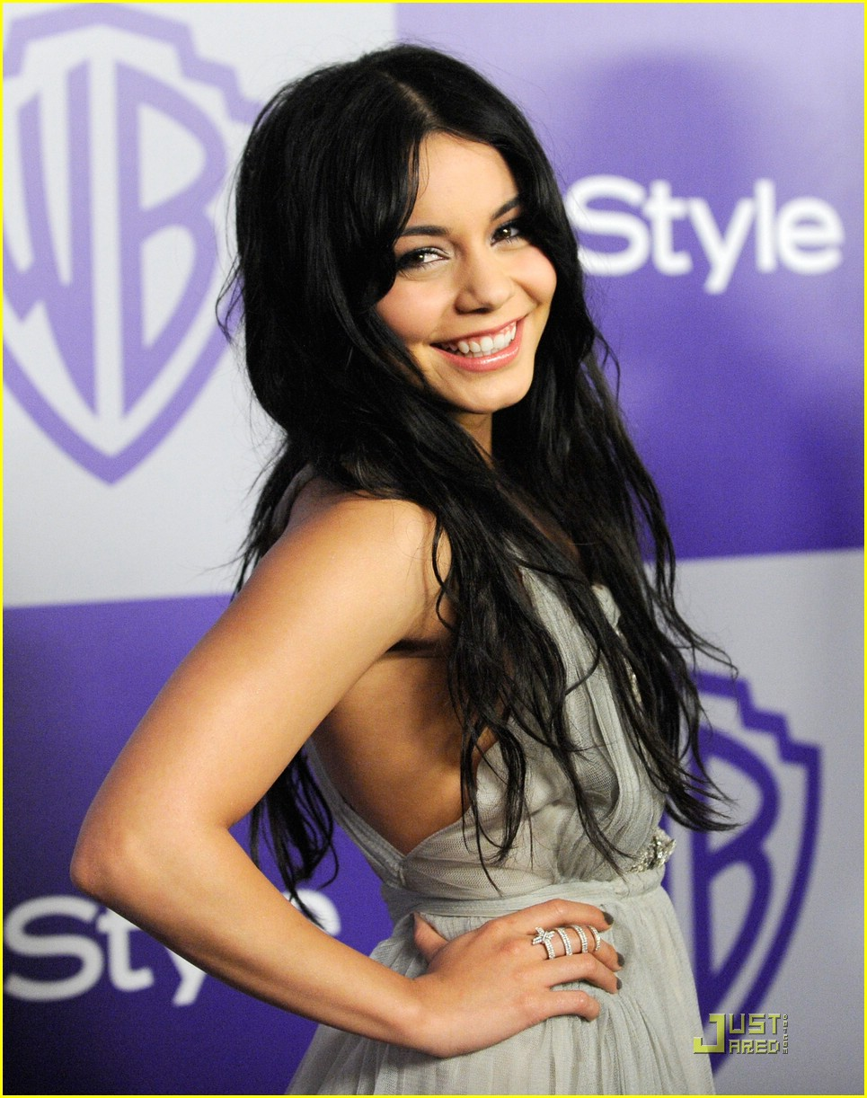 vanessa hudgens instyle party 09