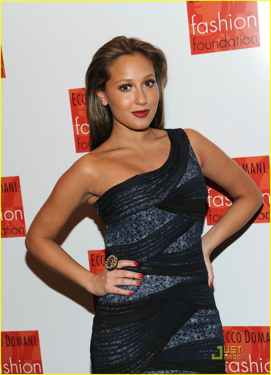 adrienne bailon fashion week 07
