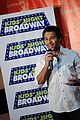 Corbin-kidsday corbin bleu kids day broadway 30