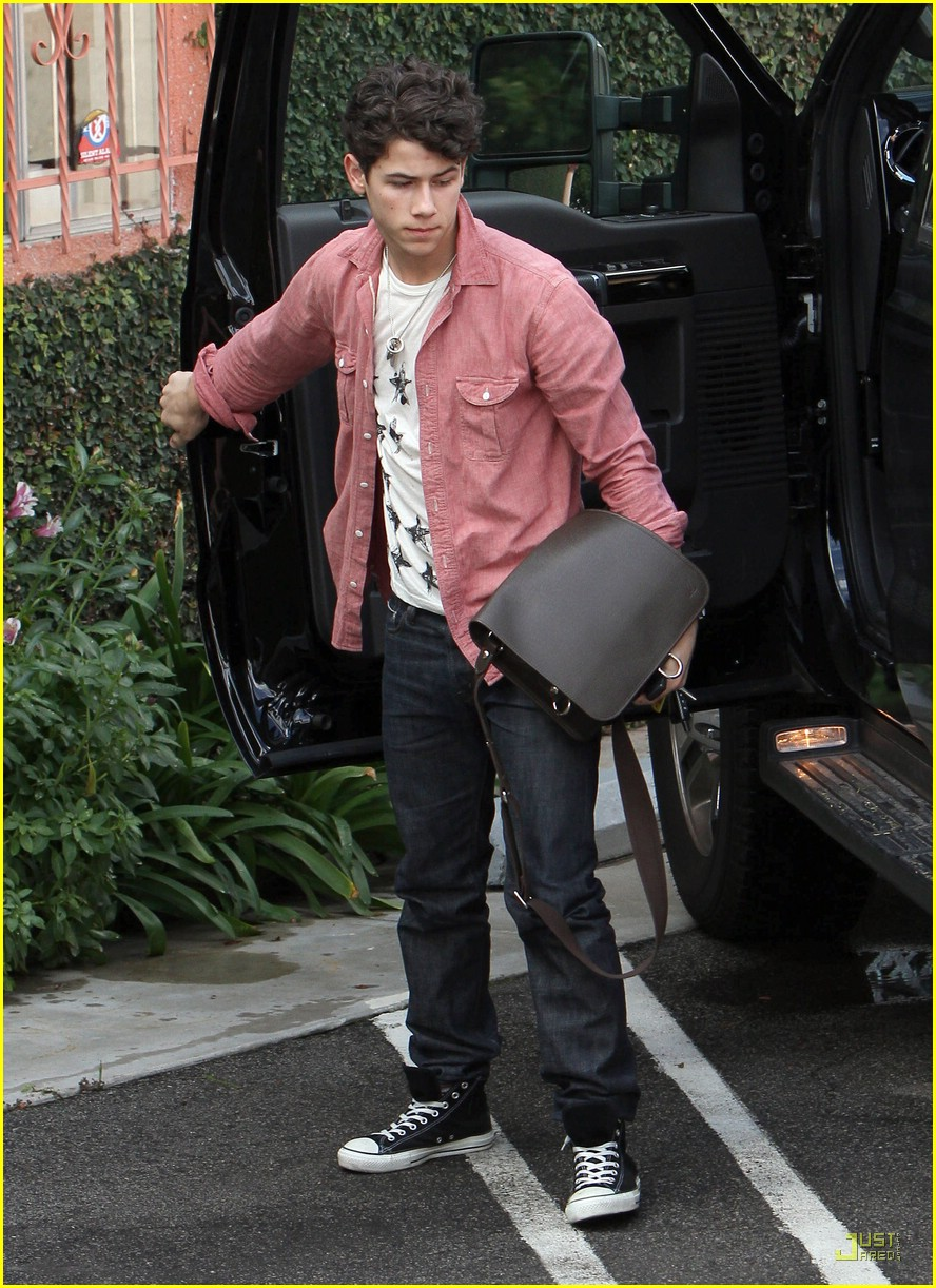 Nick jonas is west hollywood hot photo