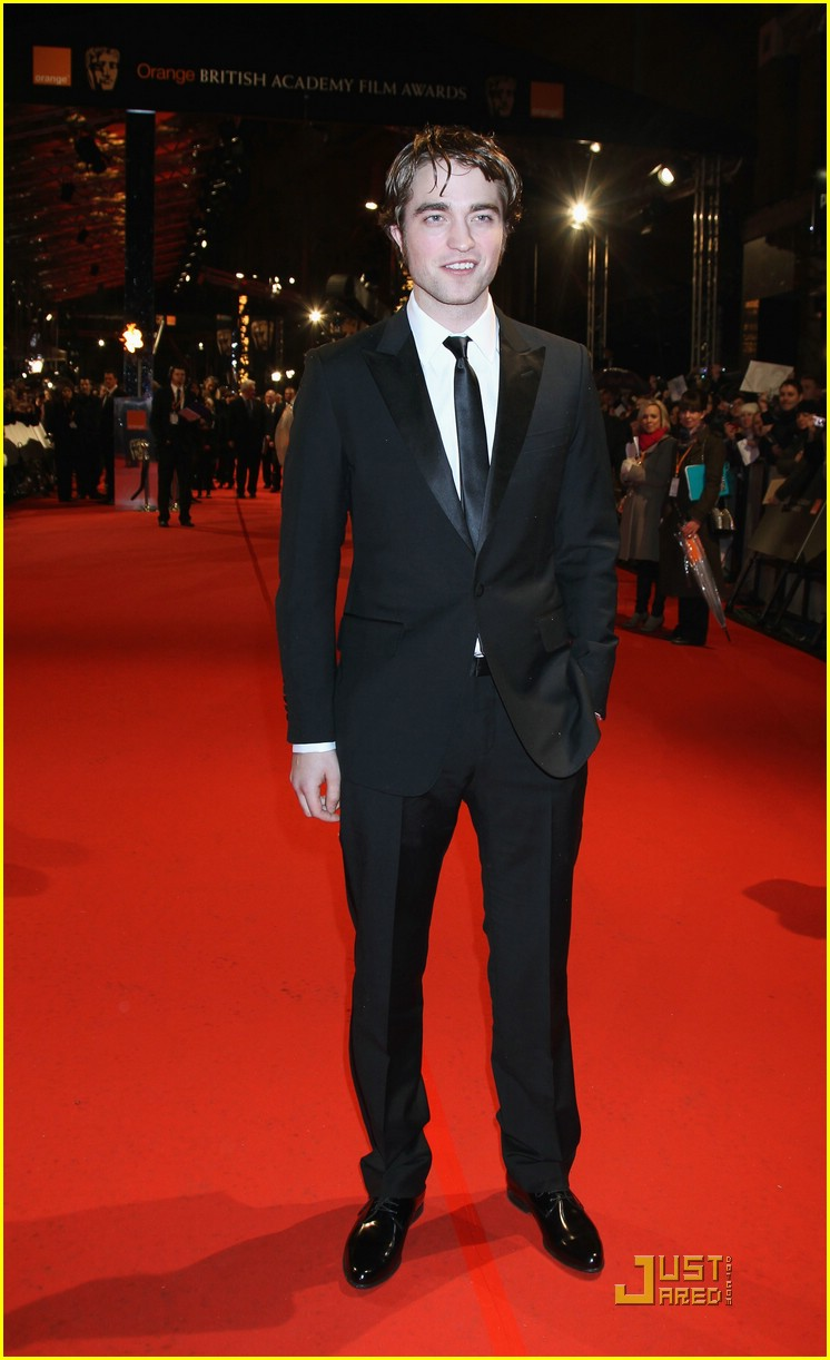 robert pattinson bafta awards 09