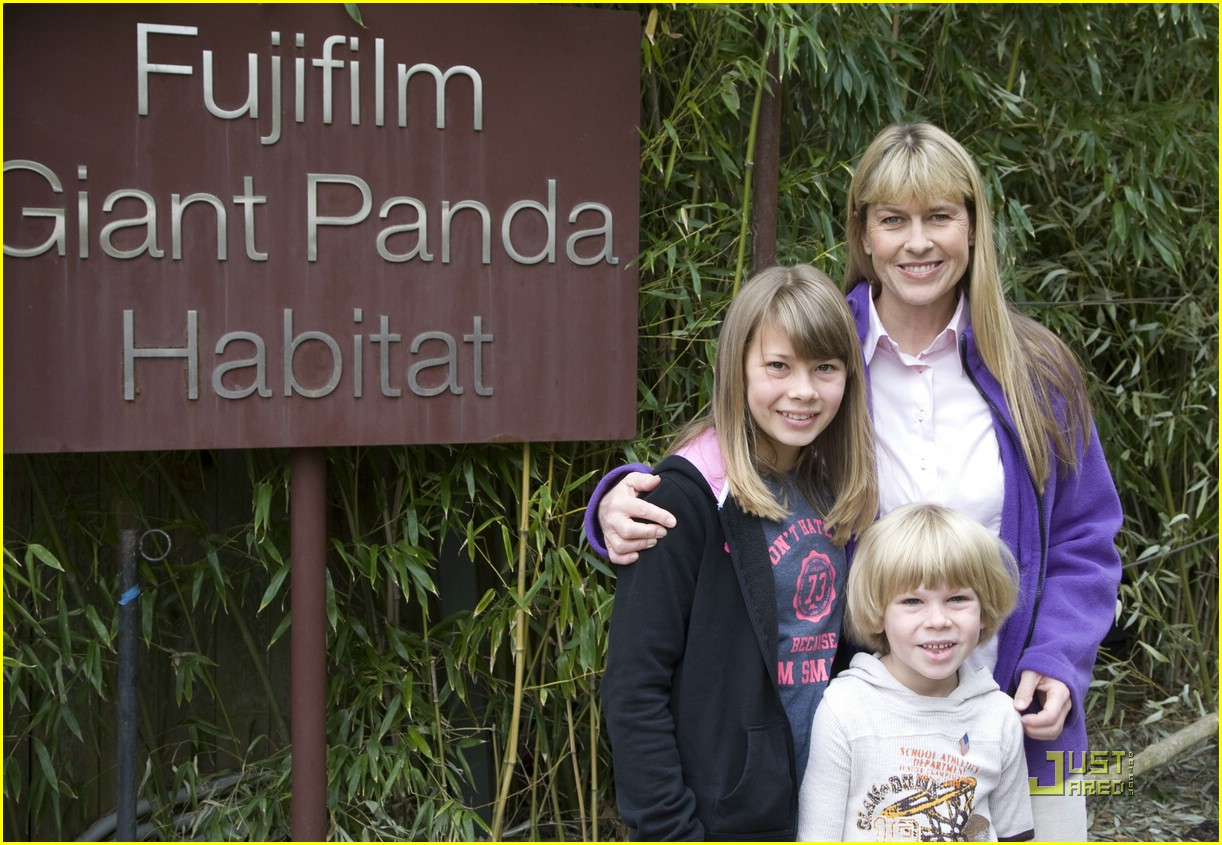 bindi irwin jjj interview 03