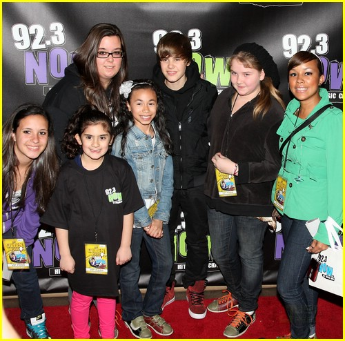 justin bieber bowling party 06