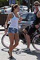 Liammiley-biking miley cyrus liam hemsworth biking 21
