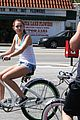 Liammiley-biking miley cyrus liam hemsworth biking 24