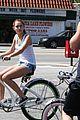 Liammiley-biking miley cyrus liam hemsworth biking 24