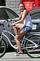 Liammiley-biking miley cyrus liam hemsworth biking 28