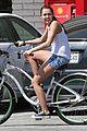 Liammiley-biking miley cyrus liam hemsworth biking 28