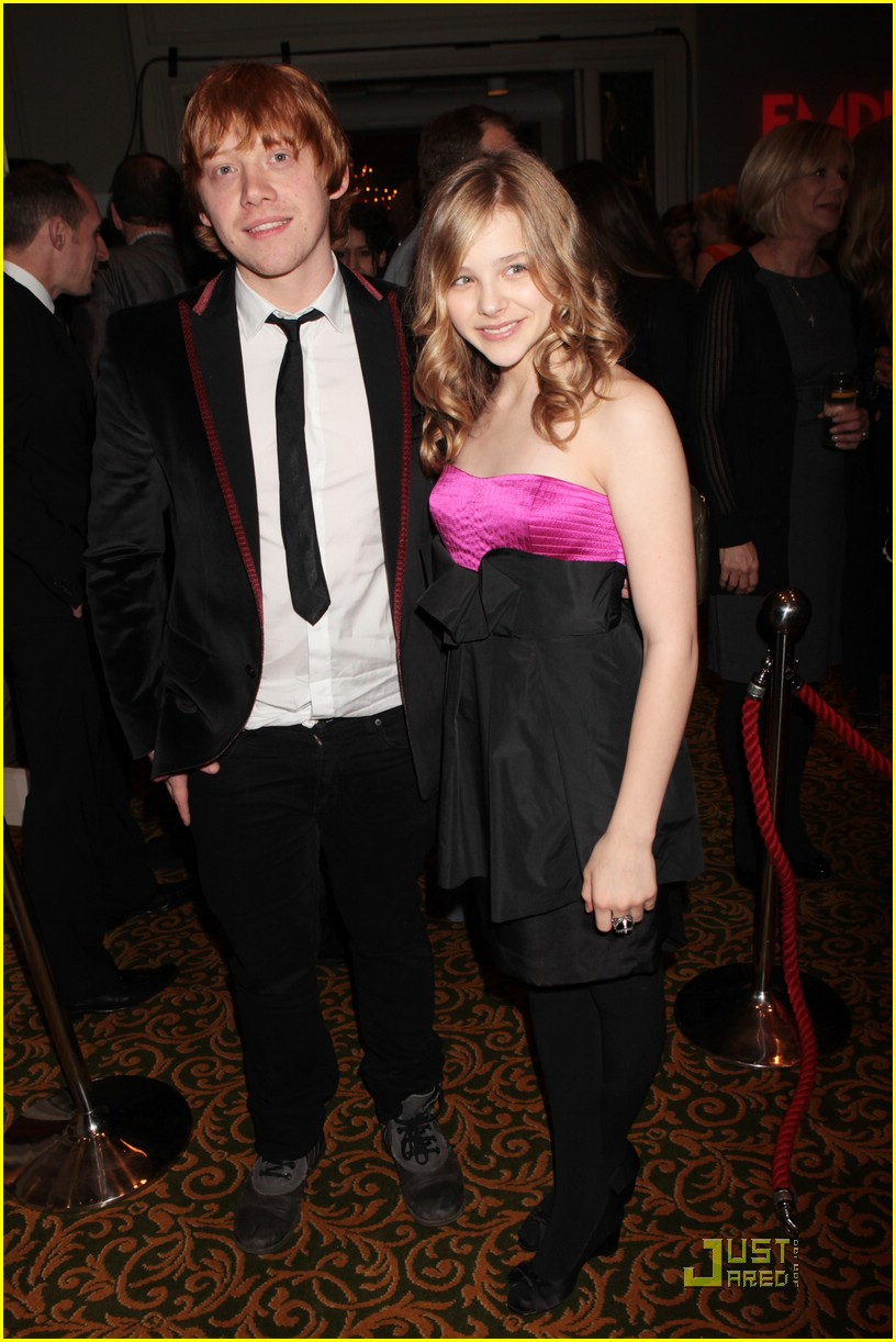 rupert grint chloe moretz empire awards 02