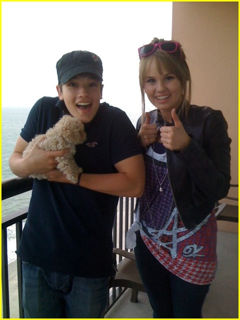 debby ryan nathan kress mayfest 02