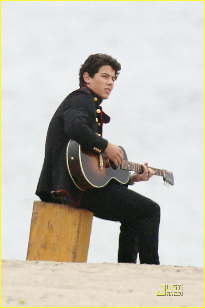 nick jonas beach ballad 15