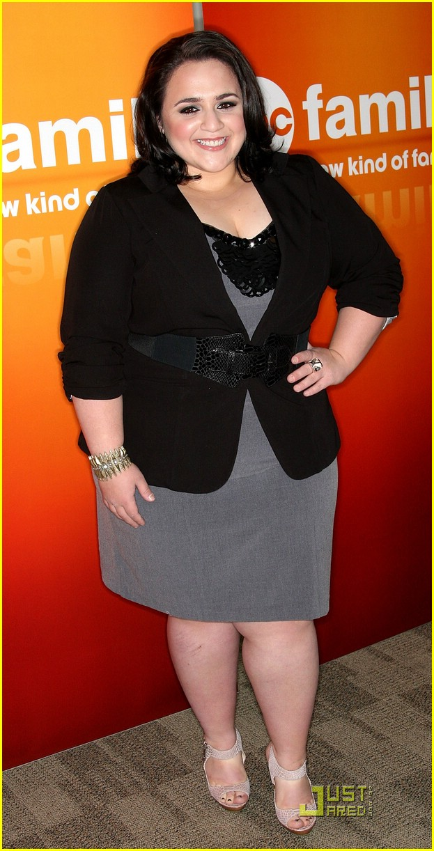 nikki blonsky huge upfronts 23