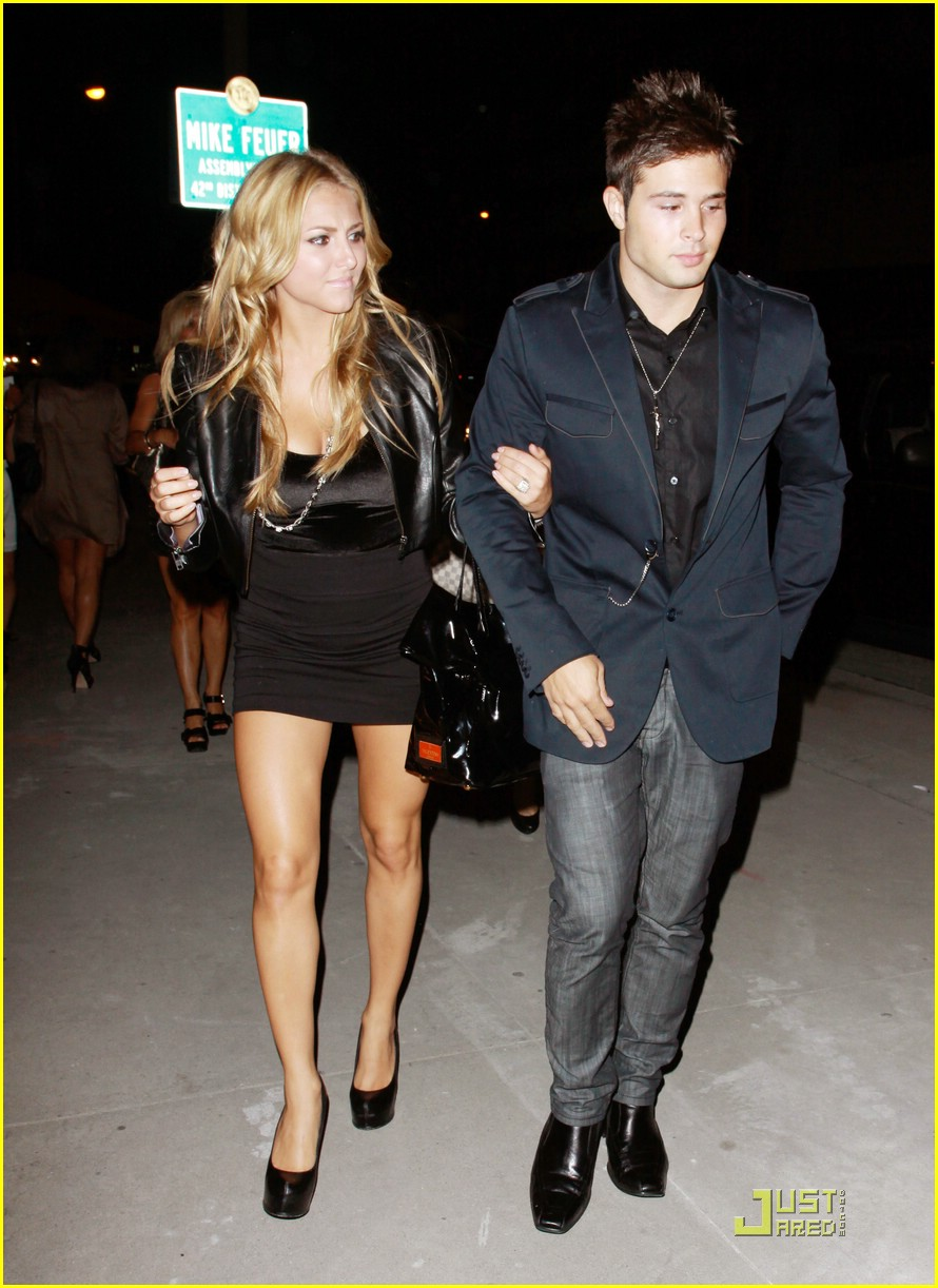 cassie scerbo boa steakhouse 07