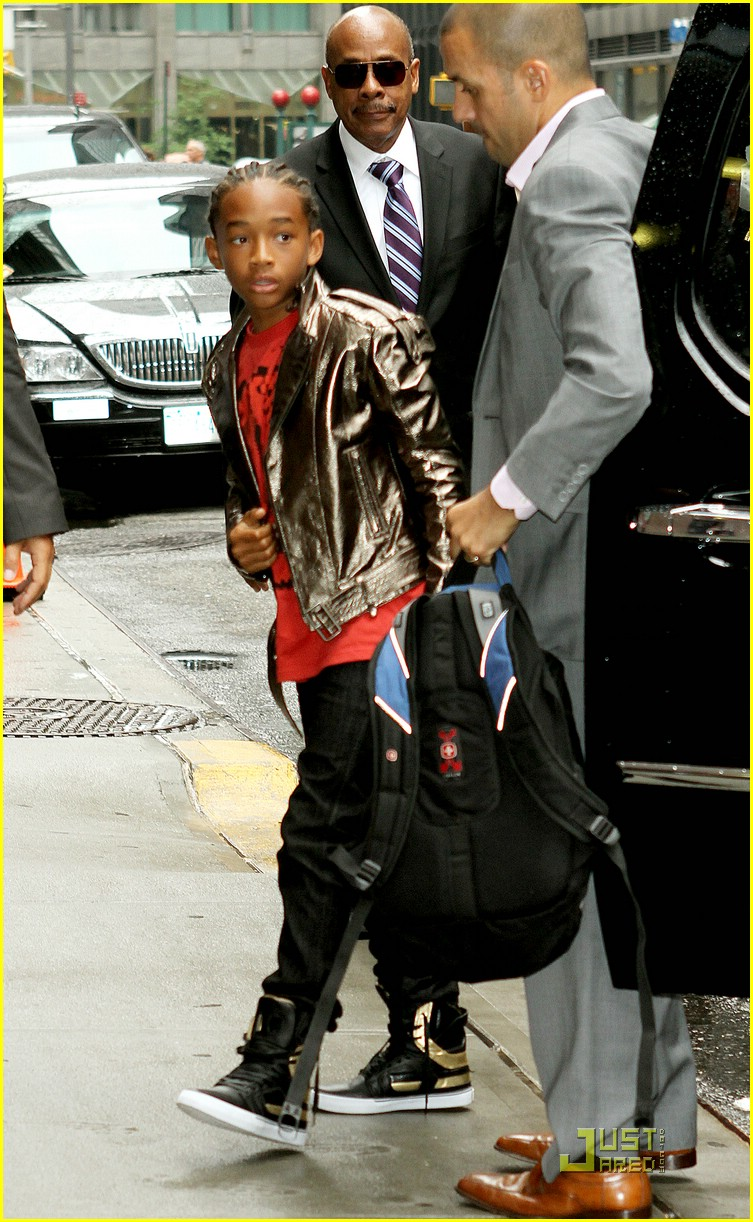 jaden smith letterman 07