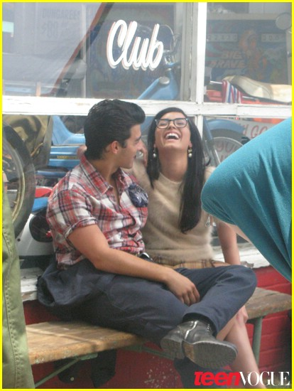 joe jonas demi lovato teen vogue 12