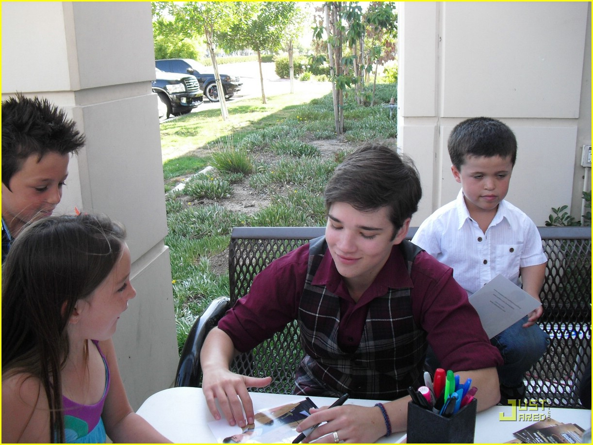 nathan kress doug brochu well done 17