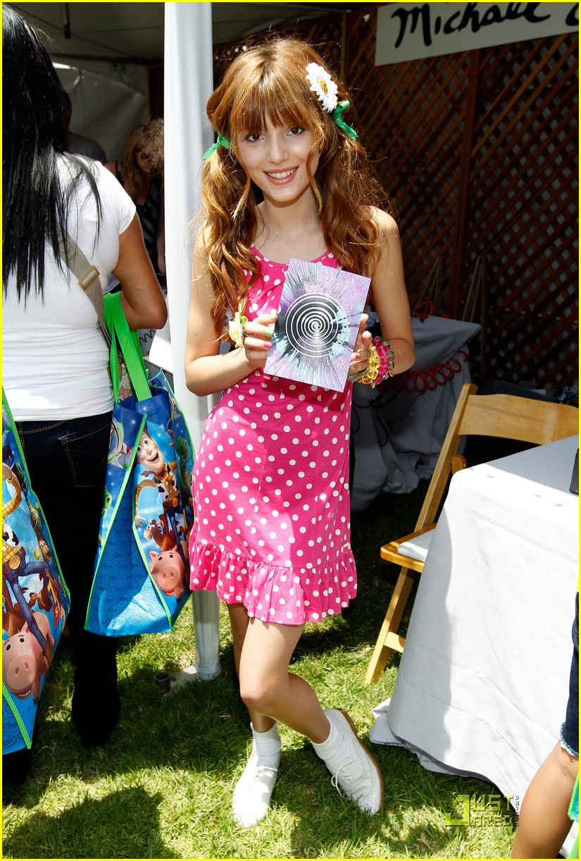 ryan newman bella thorne heroes 12
