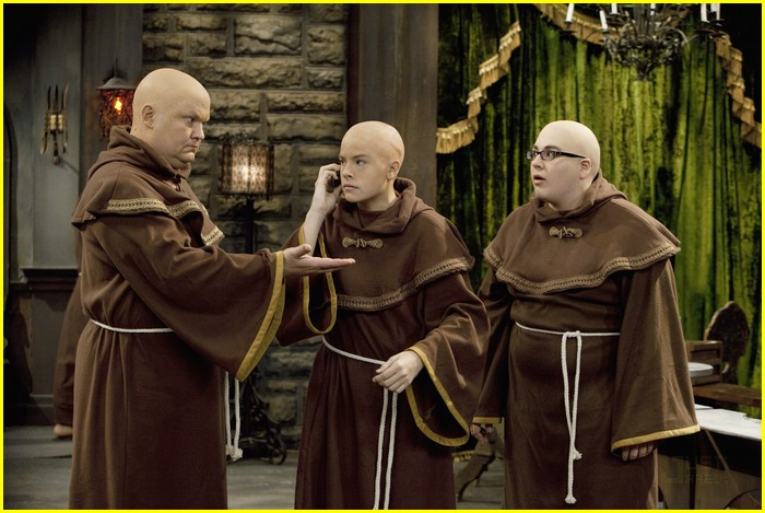 sprouse twins monks 03