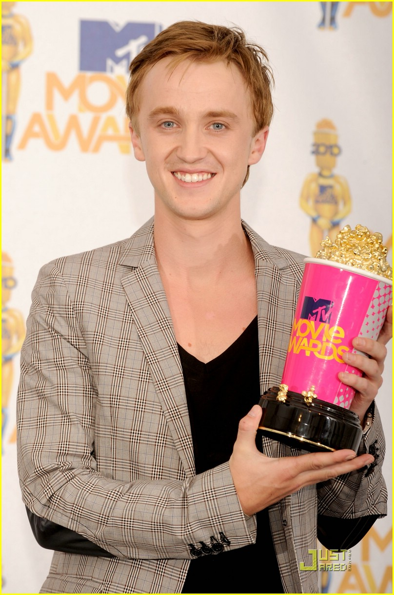 tom felton jade olivia mtv awards 01