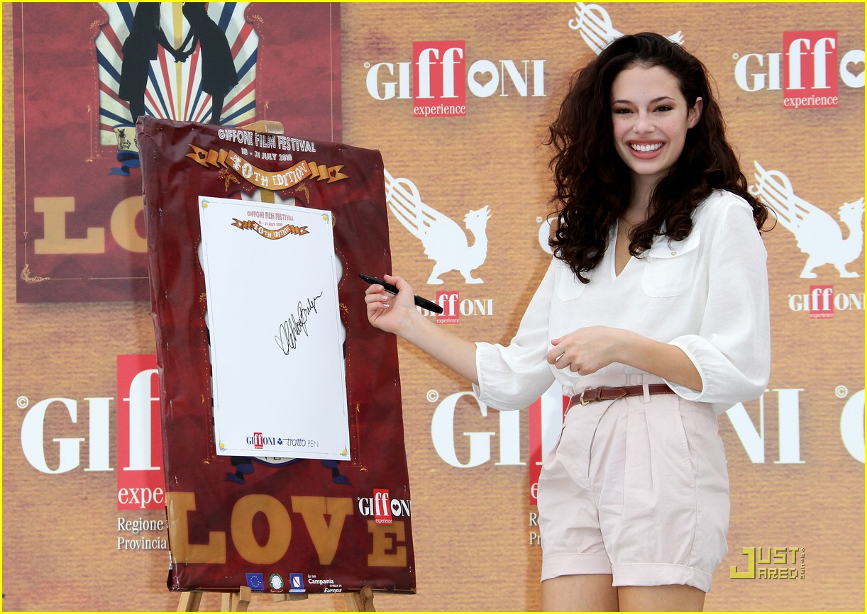 chloe bridges giffoni italy 14