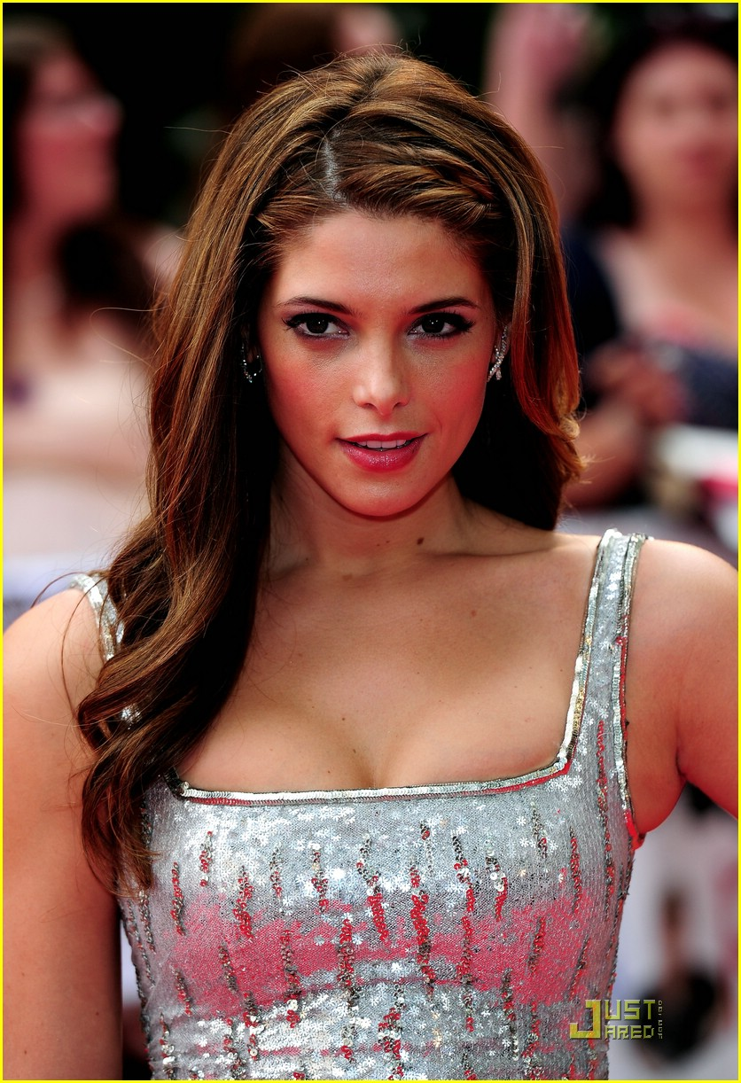 ashley greene silver stunner 15