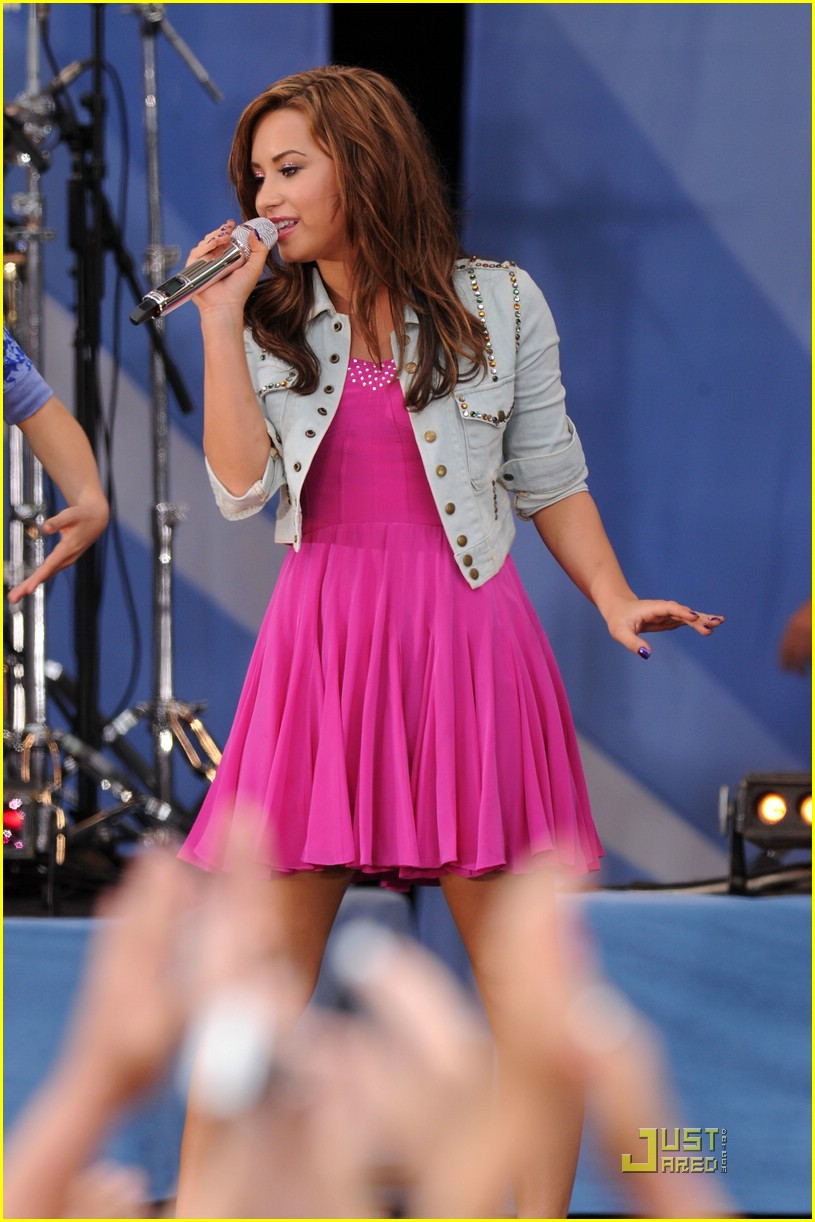camp rock 2 rumsey nyc gma 09