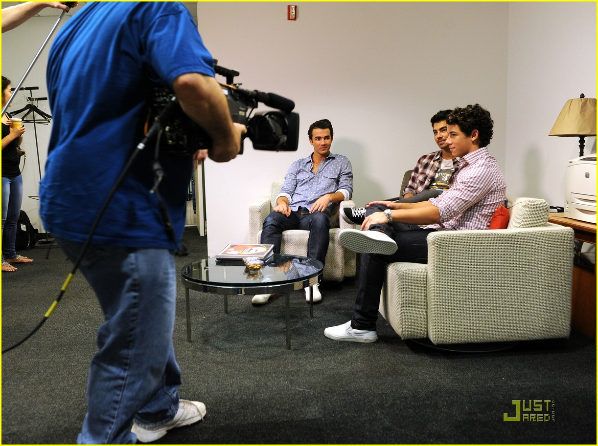 jonas brothers fox friends 20