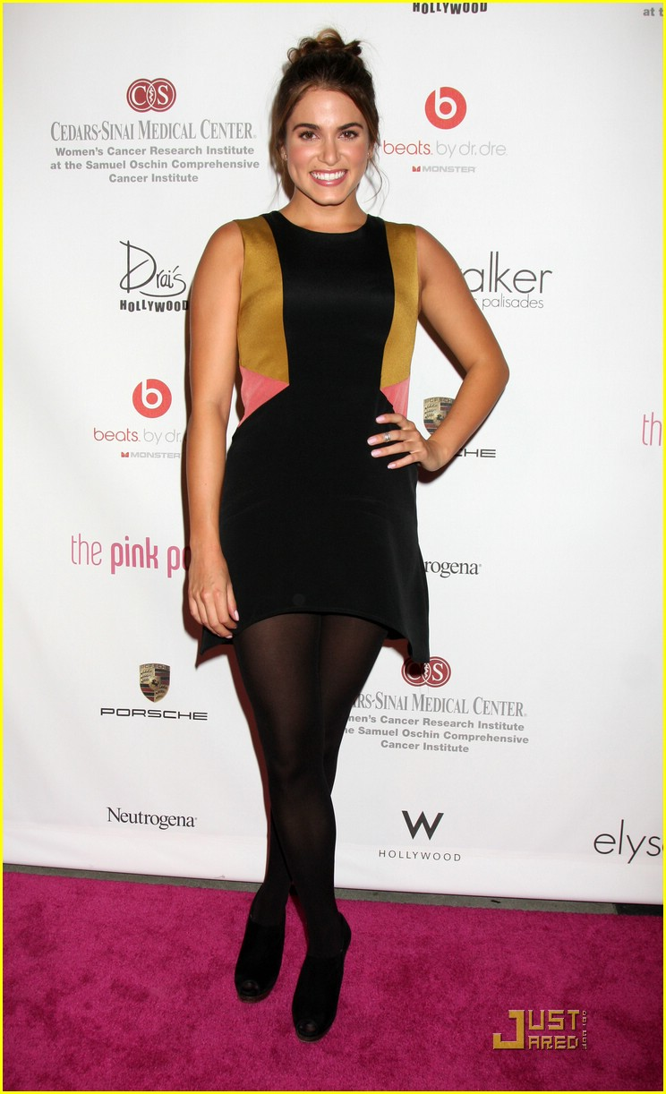 nikki reed pink party 15