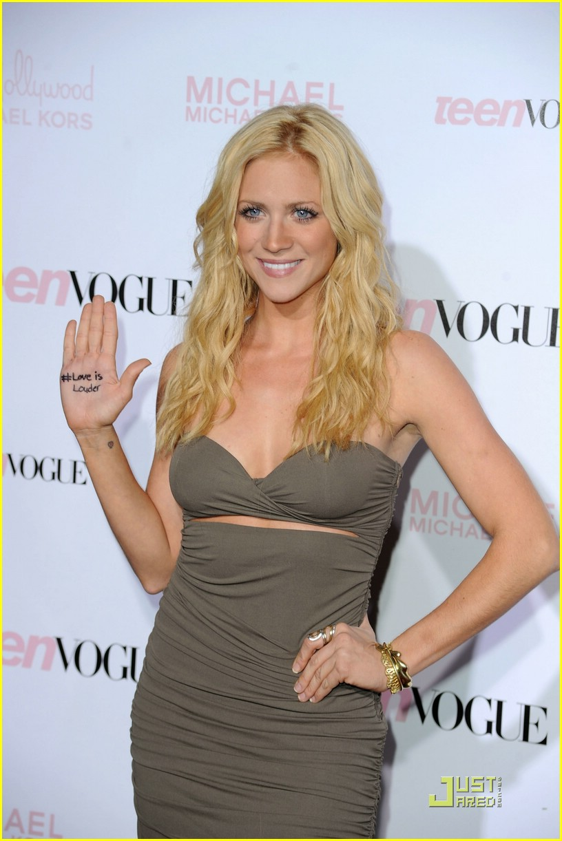 brittany snow ryan love louder 12