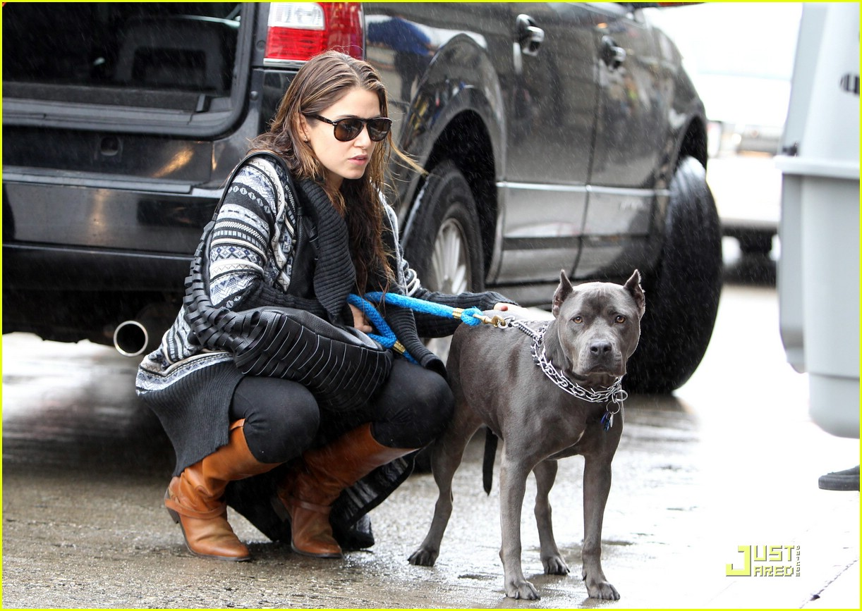 ashley greene nikki reed twi dogs 03