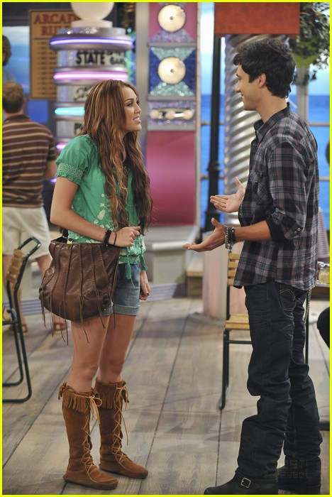 miley cyrus jay leno remember hm 25