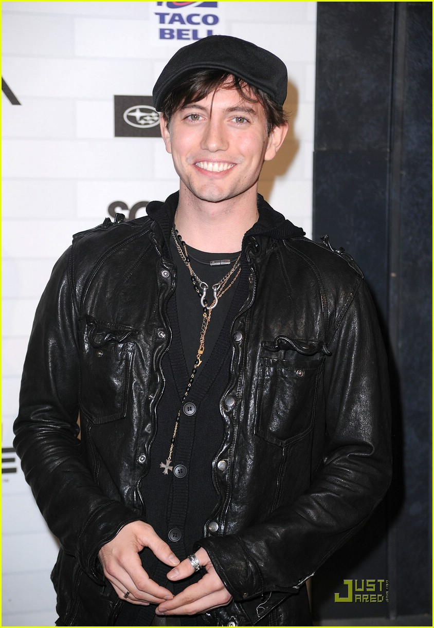 jackson rathbone nikki reed scream awards 12