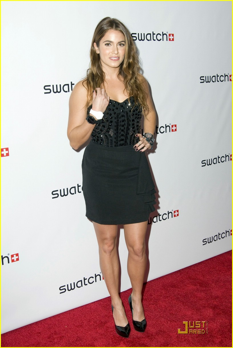 nikki reed swatch party 08