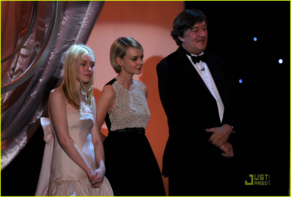 dakota fanning brittania awards 15
