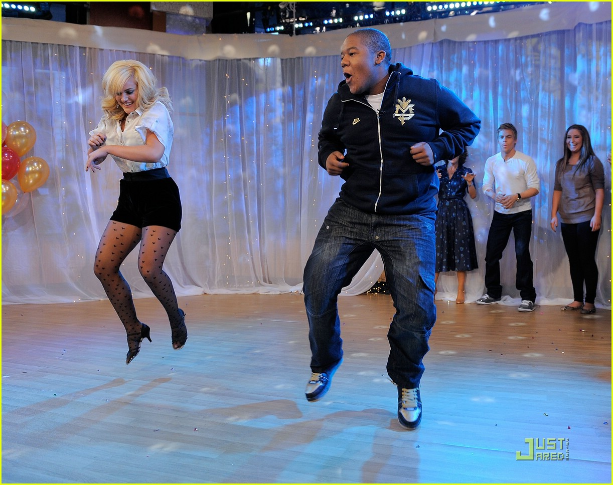 kyle massey second dwts 05