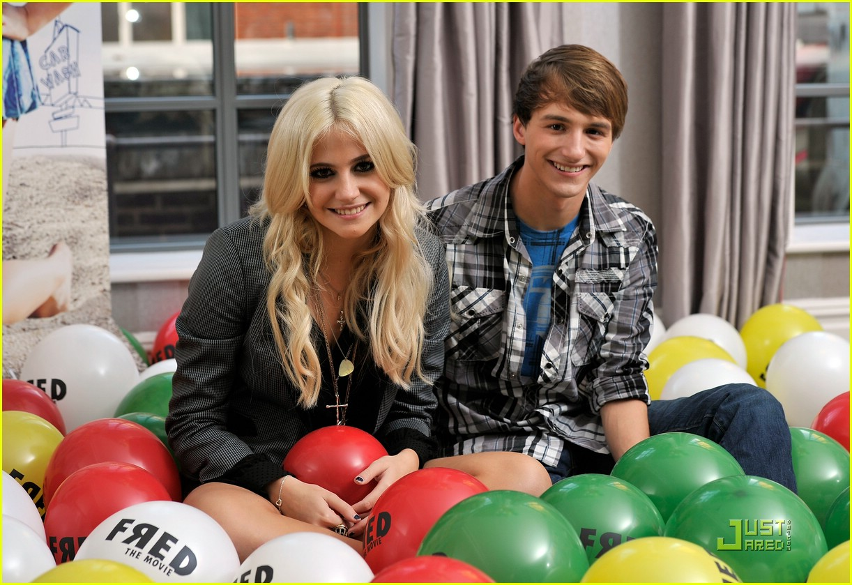 pixie lott lucas cruikshank fred london 01