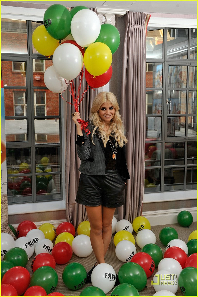pixie lott lucas cruikshank fred london 03