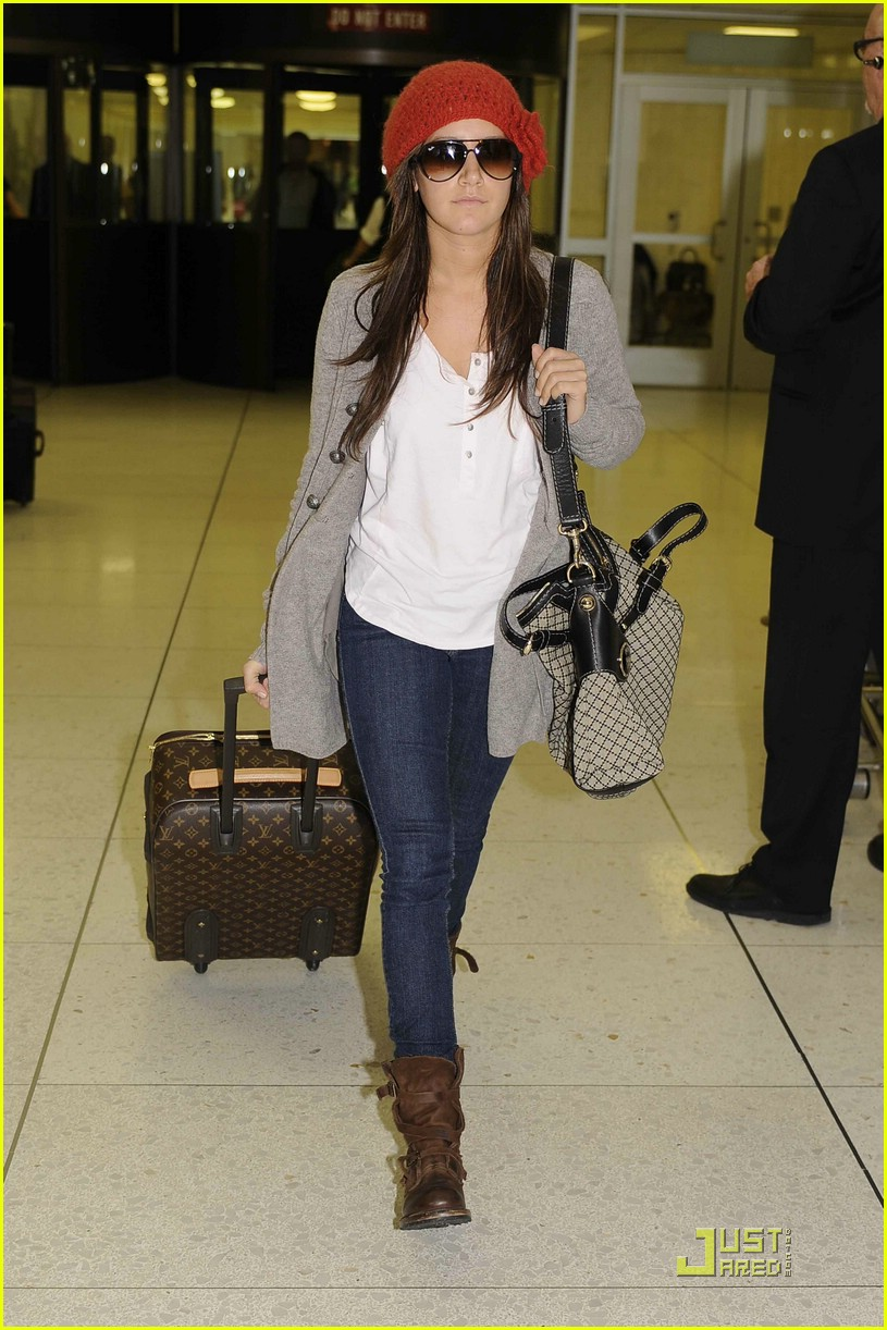 ashley tisdale lax studio 55 07