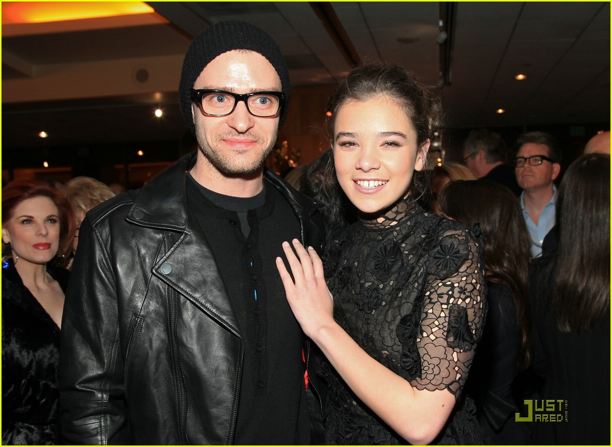 hailee steinfeld true grit justin 05