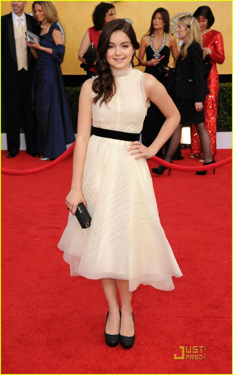 ariel winter sag awards 19