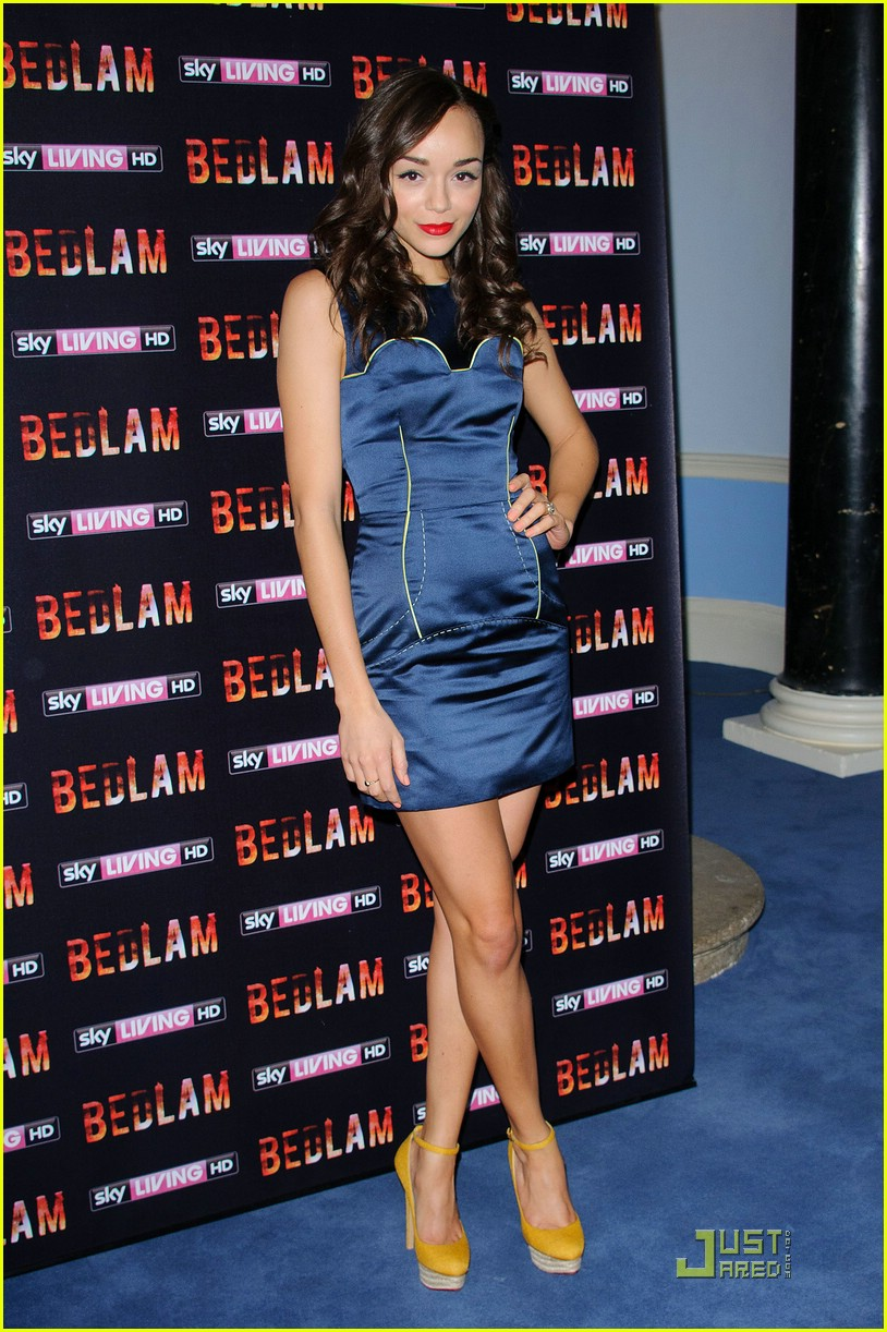 ashley madekwe bedlam launch 01