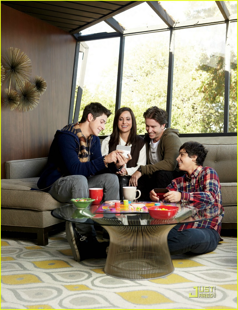 david henrie my touch mag 01