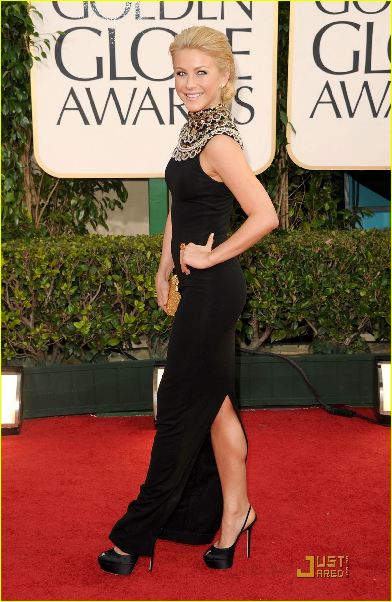 julianne hough golden globes 04