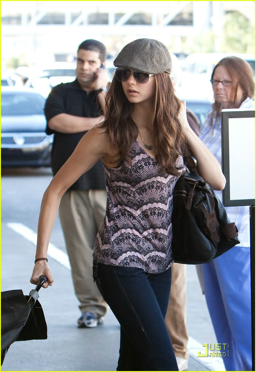 nina dobrev lax love triangle 02